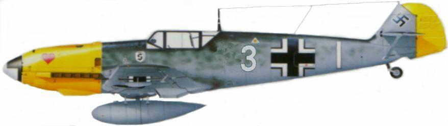 Bf109E-7_Ernst_Laube1
