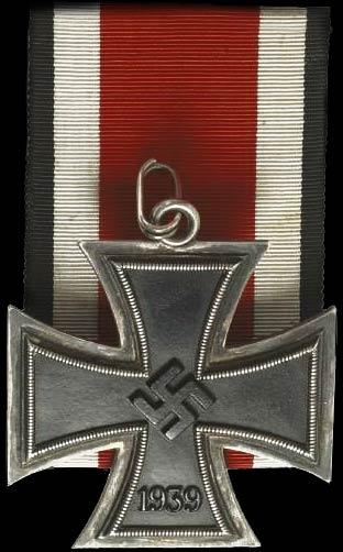 Croix de Fer de 2ième Classe