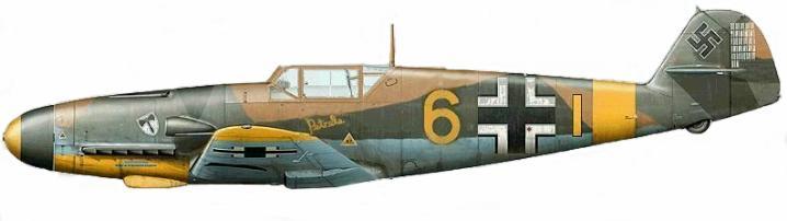 Georg schantke Bf109F-4_9.JG3