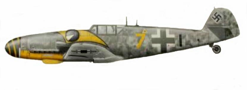 Lemke Bf109G-6