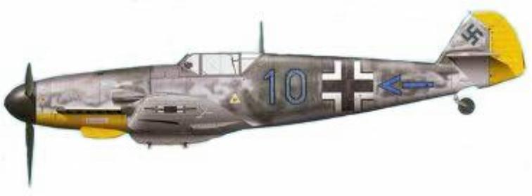 Martin Villing Bf109F-4Z_
