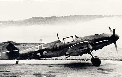 Me Bf109F_4Z_ Martin Villing_Bern-Belpmoos-Suisse_25 Juillet 1942