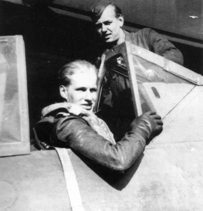 9-Fw 190A7 I.JG11  Hans Heinrich Koenig  mai 1944