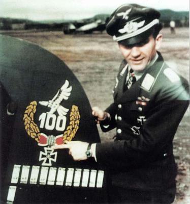 Me Bf 109G-2 - Theodore Weissenberger - Finland -Juillet 1943